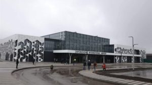 «Важлива перемога»: запорізький мер повідомив про розблокування робіт у новому терміналі аеропорту