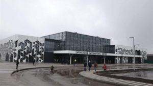 Аеропорт Запоріжжя підготують для прийняття пасажирів з Китаю