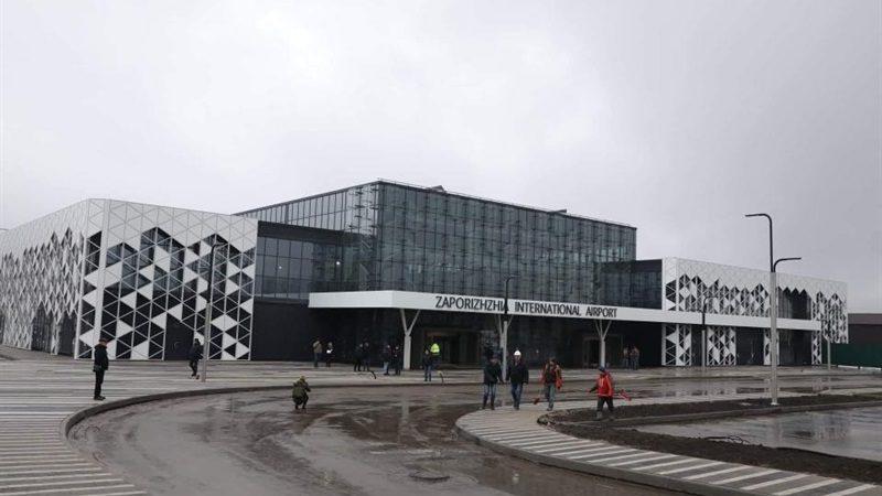У мерії прокоментували обшуки в аеропорту Запоріжжя