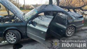 Водій Audi, який збив на смерть пенсіонерку в Запоріжжі, був п'яний