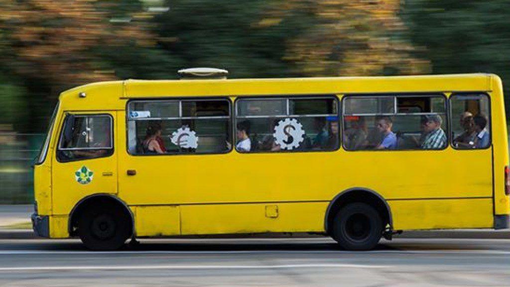 У Запорізькій області за рік зупинили 200 нелегальних маршруток