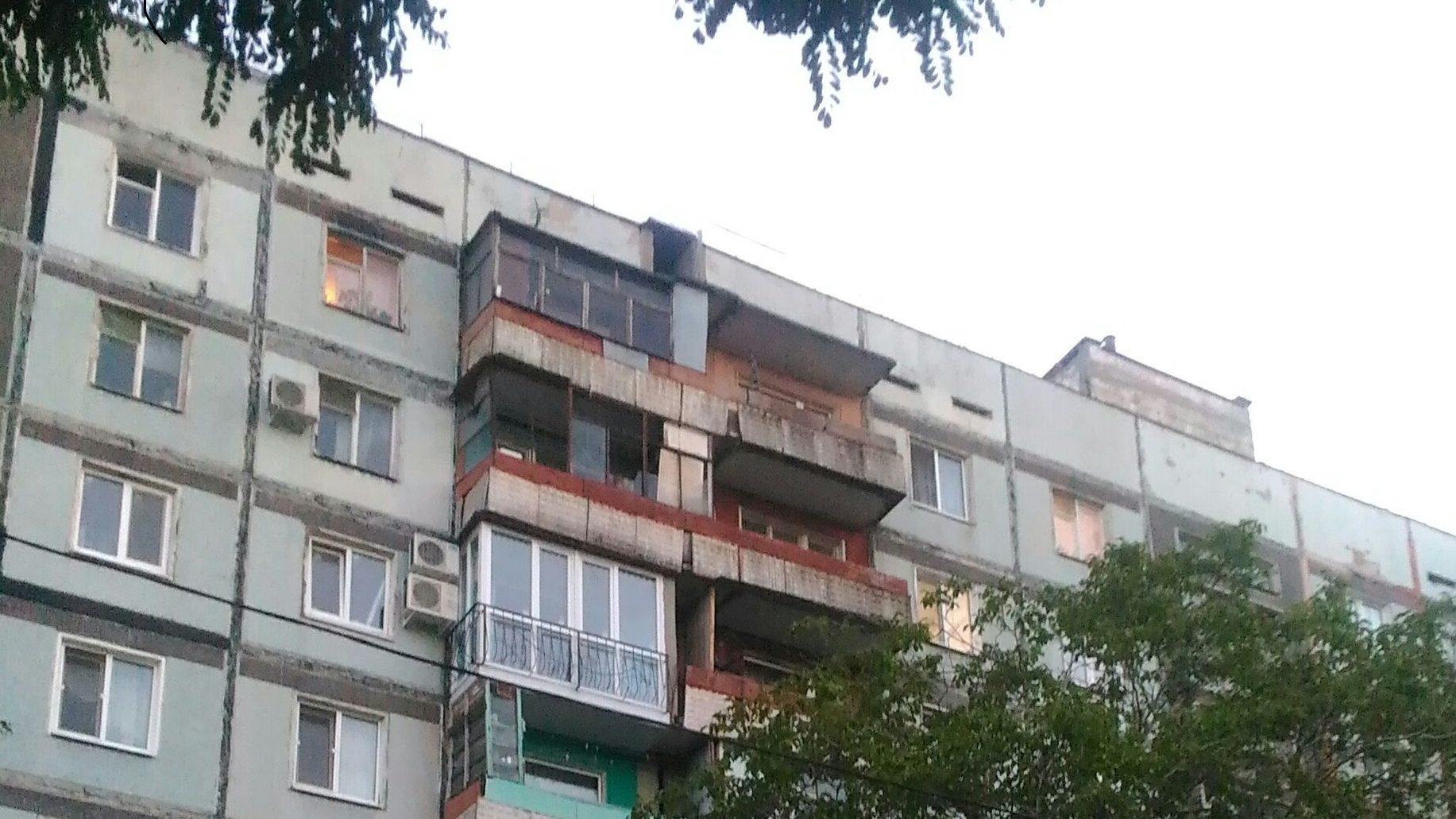 В Запорожье накренились две многоэтажки: на ликвидацию аварии выделят 12 миллионов