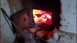 В Запорожской области из-за неисправности печного отопления погибла семья с двумя детьми