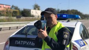 Радари контролю швидкості на дорогах Запоріжжя вдвічі зменшили кількість ДТП з постраждалими, – поліція