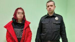 Мелітопольські правоохоронці відшукали зниклу 13-річну дівчину