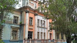 В Мелитополе отремонтируют уникальный дворец культуры