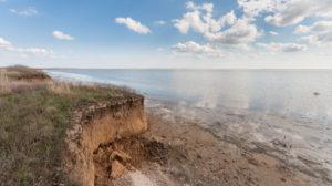 В Кирилівці спростовують чутки про ймовірне затоплення баз відпочинку Молочним лиманом
