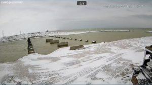 В Молочному лимані продовжує підніматися рівень води, — ФОТО