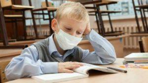 Карантинні заходи у школах Бердянська продовжено по 12 лютого включно