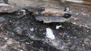 За минулий рік у Запоріжжі спалили 125 сміттєвих контейнерів, ще 8 - вкрали