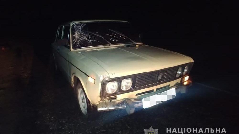 В Запорізькій області збили літнього велосипедиста: поліція шукає свідків