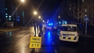 Полиция рассказала подробности энергодарского ДТП, в котором пострадала школьница