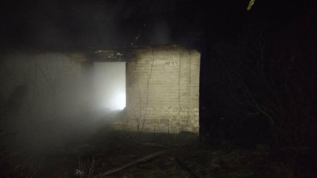 В Запорізькій області у пожежі загинув селянин