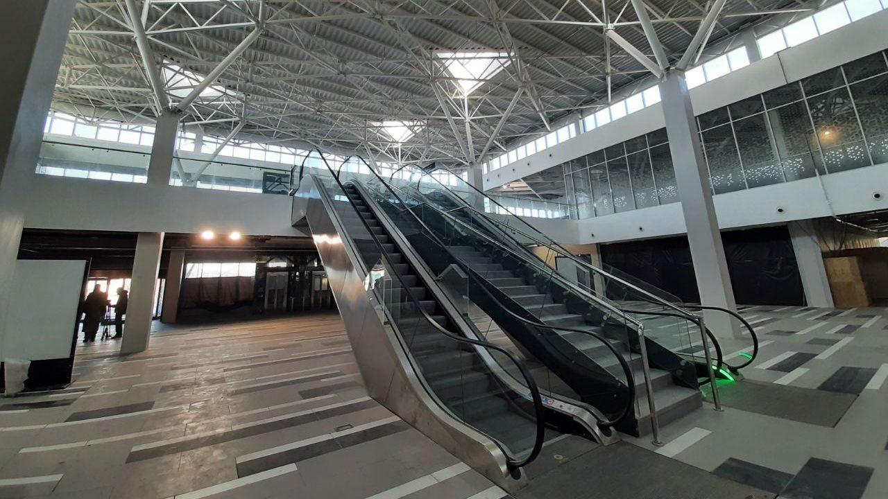 В Запорожье новый пассажирский терминал аэропорта почти готов к работе: что уже сделано внутри и снаружи, — ФОТОРЕПОРТАЖ