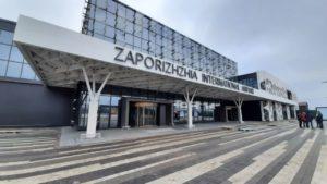 Как выглядит новый пассажирский терминал аэропорта Запорожья, – ВИДЕОЭКСКУРСИЯ