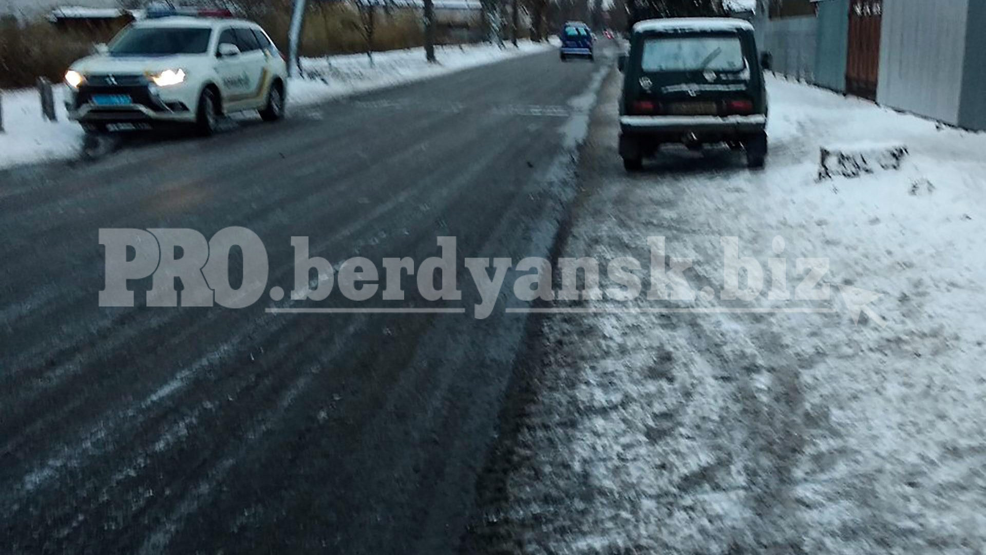 В Запорожской области мужчине едва не оторвало голову внедорожником