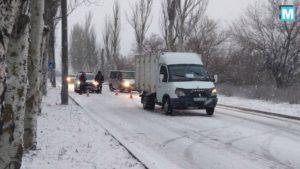 В Энергодаре грузовик сбил школьника, — ФОТО