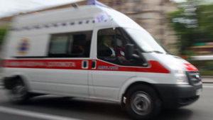 5 этаж и крыша частного дома: в Запорожье после падения госпитализировали двух человек