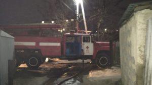 В Мелітополі вогнеборці врятували з пожежі молодика, — ФОТО