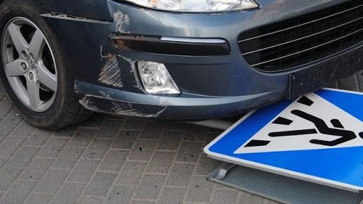Запорожская область имеет средние показатели в стране по ДТП с пешеходами