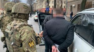 На Запоріжжі поліцейські вимагали п'ять тисяч доларів хабара, — ФОТО