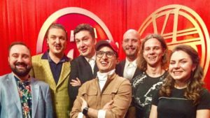 Гумористи з Запорізької області потрапили до телевізійного сезону