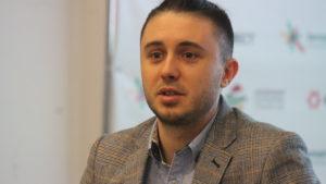 «Козацтво може стати фундаментом для єднання країни»:  лідер гурту «Антитіла» у Запоріжжі розповів про значення Хортиці, – ФОТО