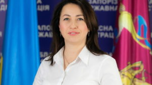 Марину Кудерчук із Запоріжжя офіційно призначили головою Держкіно