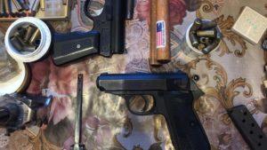 В Запорожье чрезвычайник торговал оружием и боеприпасами, — ФОТО
