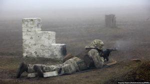 В Запорожье готовят первый в Украине взвод военной полиции, — ФОТО