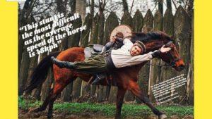 Пристрасть запорізька: в журналі авіакомпанії Wizz Air з'явилася стаття про козаків, — ФОТО