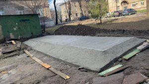 У Запоріжжі будують майданчики для роздільного збору сміття, — ФОТО