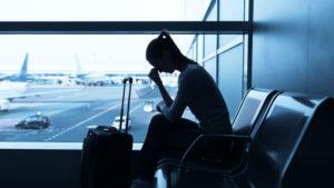 В Запоріжжі затримується авіарейс зі Стамбула