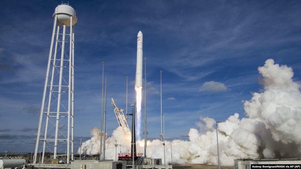 У США запустили ракету-носій, розроблену за участі компанії із Запоріжжя, — ВІДЕО