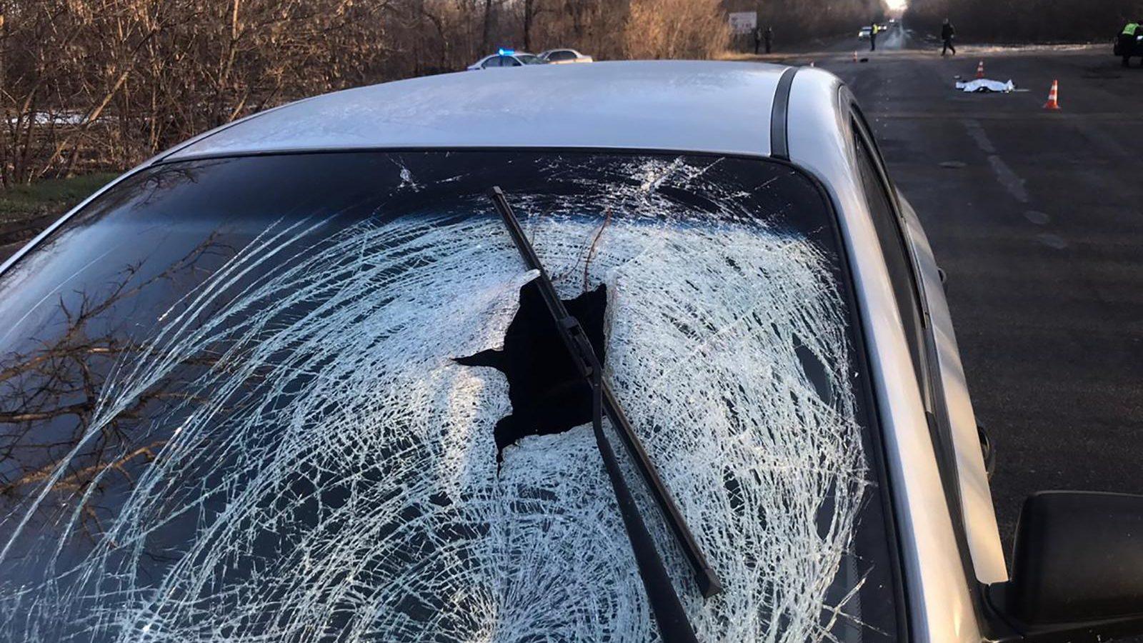 В Запорожье на Кичкасе водитель насмерть сбил женщину-пешехода, – ФОТО