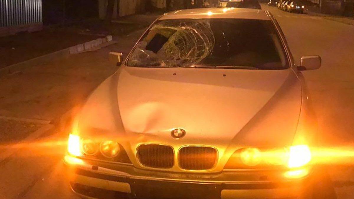 Житель Запорожья, которого сбила машина, умер в карете