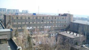 В Запорожье сделают реконструкцию бывшего завода «Гамма»: построят ландшафтный парк и бизнес-кластер