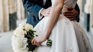 Стало известно, сколько пар поженились в центральном ЗАГСе Запорожья в День святого Валентина