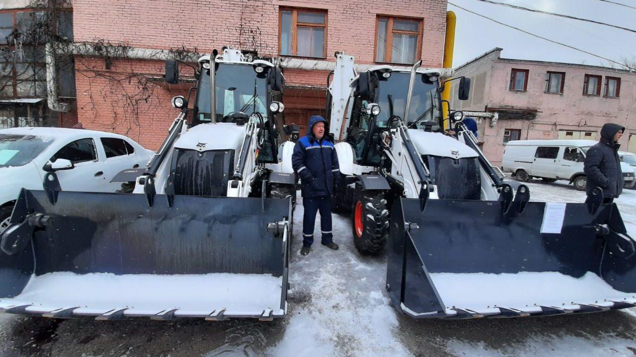 Запорожские «Гортеплосети» приобрели новую спецтехнику на 25 миллионов, – ФОТОРЕПОРТАЖ