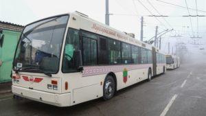 Для Запоріжжя куплять чотири тролейбуси з Євросоюзу