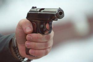 В Запорожье возле «Варуса» на Космосе подстрелили мужчину