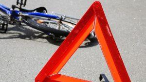 На Запоріжжі п'яний водій збив велосипедиста та втік з місця ДТП