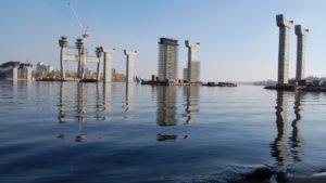 Будівництво мостів у Запоріжжі: турецький