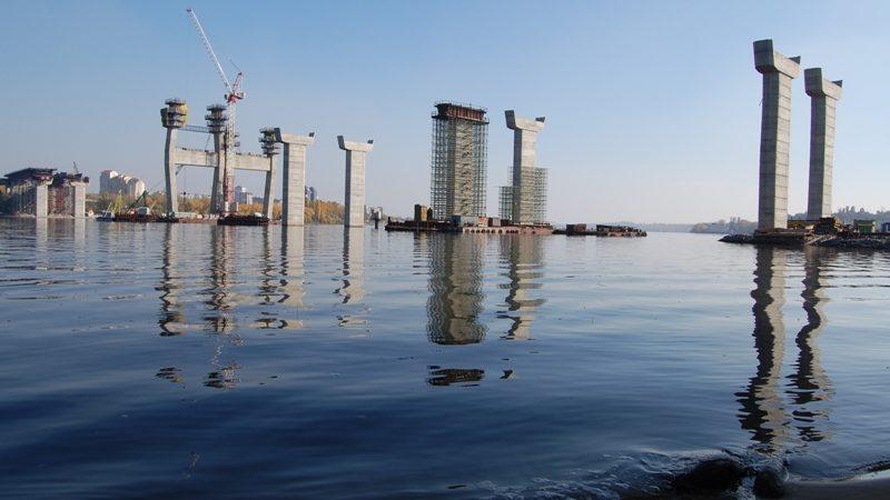 Строительство мостов в Запорожье: турецкий «Онур» подписал договор с Укравтодором, — ВИДЕО