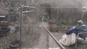 В Запорізькій області з палаючої квартири врятували 51-річну жінку