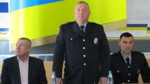 Бердянський відділ поліції очолила нова людина