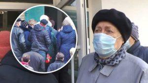 В Запорізькій області в супермаркетах для пенсіонерів