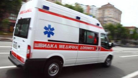 В Запорожской области мужчине отрезало часть стопы