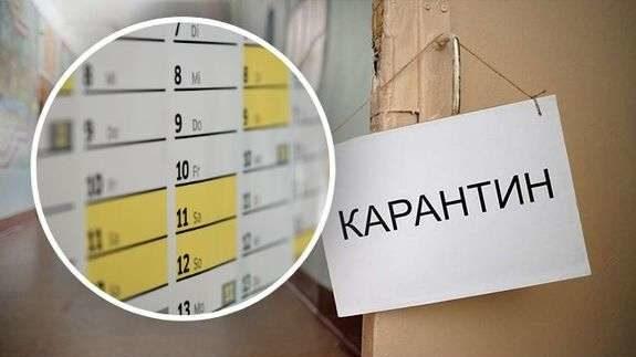 В Запорізькій області продовжено загальнонаціональний карантин
