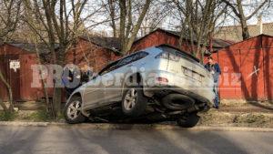 Не впорався з керуванням: в Запорізькій області водій